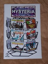 The Divided States of Hysteria #1 color - NM+ - Image 25th Anniversary Blind Box