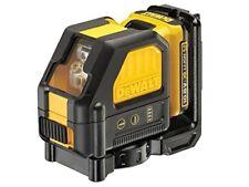 Dewalt DCE088D1G Self Leveling Cross Line Green Laser, 10.8 V, Black/Yellow, Set