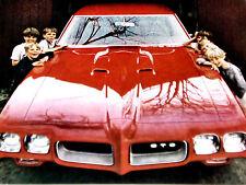 1970 PONTIAC GTO ORIGINAL AD-V8 engine/350/400/455/ram air hood/door/parts/heads