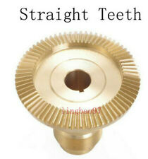 Bridgeport Milling Machine Copper Gear Vertical Mill Feed Gear Straight Teeth