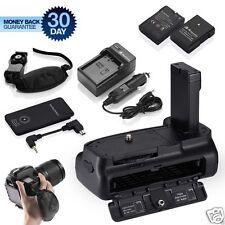 Battery Grip for Nikon D3200 D3100 D5100 with 2 x EN-EL14 Battery & Charger