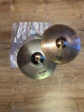 """Sabian Apx 13"""" Hi Hat Cymbals RARE #299"""