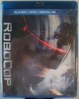RoboCop Trilogy Collection w/Slipbox / RoboCop (2014) 2-Pack 5-Disc Blu-ray/DVD