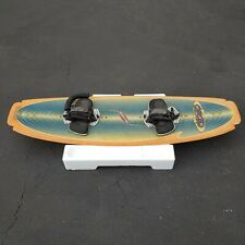 Vintage 80s FM FREE MOTION Wakeboard light weight / with bindings - Wakeboarding