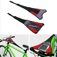 Bike Bicycle Frame Guard Strap Catcher Sweat Cover Trainer Durable Turbo Trainer