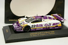 Ixo 1/43 - Jaguar XJR9 Silk Cut N°22 Le Mans 1988