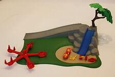 Playmobil Playground Set 6223 slide sandbox school equipment children play park