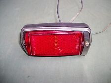 USED 1976-77? DATSUN REAR SIDE MARKER LIGHT ASSEMBLY IKI5004 USED  PART READ AD