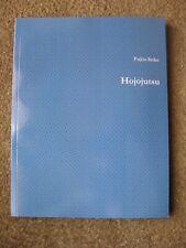 Hojojutsu book by Fujita Seiko translation, ninjutsu Bujinkan samurai arts