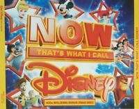 NOW THAT'S WHAT I CALL DISNEY various artists (4X CD album, compilation) musical