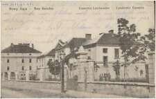 Nowy Sącz - Nowy Sącz - Neu Sandez. Kasarnia Landwerów - Landwehr Kaserne. (1915