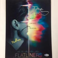 FLATLINERS Autograph Cast Signed 11x14 Photo * Beckett BAS COA LOA Ellen Page +2
