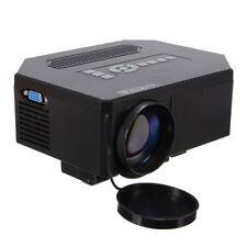 1200lumens 1080P HD Home Cinema 3D HDMI USB Video Game LED LCD Mini Projector
