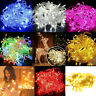 10-100 LED Fairy String Christmas Tree Party Lights Lamp Xmas Decor Waterproof
