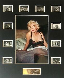 Some Like It Hot - Marilyn Monroe - 35mm Film Display