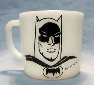 BATMAN VINTAGE MUG (1966) National Periodical Publications copyright / DC Comics