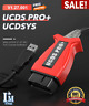V1.27.001 Ucds Pro+ Diagnostic tool Software V1.27 Full Function With 35 Tokens