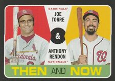 WASHINGTON NATIONALS 2015-16-17-18-19-20 TOPPS HERITAGE ****YOUR CHOICE****