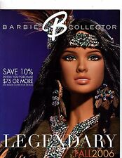 Barbie Collector Legendary Fall 2006 (Oz 215)