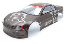 . Racing Nissan Skyline Gtr Body Shell De 190 Mm s020grey