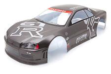 RCG Racing Nissan Skyline GTR Body Shell 190mm  S020Grey