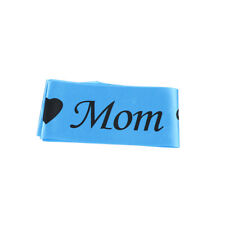 1pcs Satin Sash Mom To Be Baby Shower Party Favor Decor Ribbon Mom To Be Sash EB