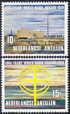 Antille olandesi 1970 Stazione Radio / mast / torre / comunicazioni 2) / Set n43323