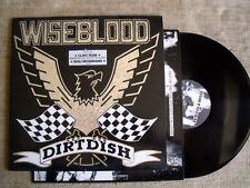 wiseblood - dirtdish   Lp 33
