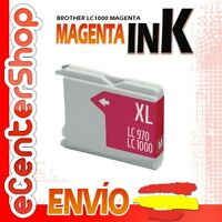 Cartucho Tinta Magenta / Rojo LC1000 NON-OEM Brother MFC-845CW / MFC845CW
