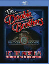 NEW BLU-RAY: The Doobie Brothers: Let the Music SCRATCH IN BAR CODE.
