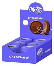 FULL BOX 30 Units Milka ChocoWafer Milk Chocolate Covered Crispy Wafer Bars