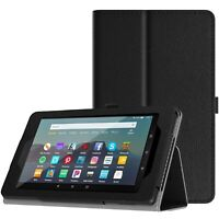 Lightweight Smart Slim Cover Case for All-New Amazon Fire 7 Tablet 9th Gen 2019
