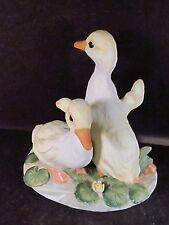 Homco Masterpiece 1982 Yellow Baby Ducks Duck