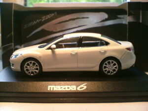 WOW  EXTREMELY RARE EARLY NOREV 1/43 SCALE 2007 MAZDA 6 OUTSTANDING DETAIL NLA