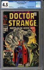 Doctor Strange #169 CGC 4.5