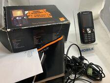 Sony Ericsson Walkman W810i - Satin black (Unlocked) Mobile Phone Boxed