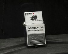 Used ISP Decimator Noise Gate Pedal