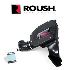 2018 2019 Ford Mustang GT 5.0L V8 Engine Tune & Cold Air Intake Kit ROUSH 422113
