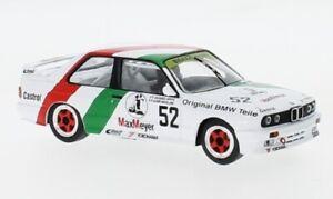 BMW M3 (E30), No.52, Bigazzi BMW, ETCC, 1:43, IXO