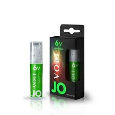 Electrify your pleasure with New System JO Volt 6v Tingling Lube Serum,2ml spray