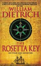 THE ROSETTA KEY by WILLIAM DIETRICH ADVANCE READER'S EDITION PAPERBACK