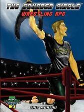 The Squared Circle: Wrestling RPG (Paperback or Softback)