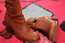H by Husdon Poplar Boot Leather 37