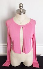 The Kylie Women's Cardigan in Pink Size S