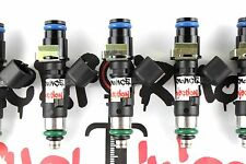 5 - 1000cc BOSCH EV14 Fuel Injectors 04-07 Volvo S60R V70R 2.5 Turbo 5cly