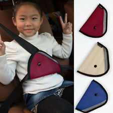 Children's Seat Belt Comfort Pad. RED WINE Boys Girls Ford Vauxhall Skoda Nissan