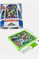 Disney Toy Story 4 Buzz Lightyear Operation Board Game by Hasbro (New Sealed)