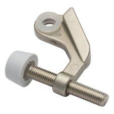 Box of 50- Satin Nickel Door Saver-Hinge Pin Door Stops- #30693