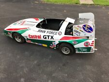 Rare vintage John Force go kart Parade car Must see Sweet
