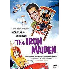 The Iron Maiden DVD Michael Craig Anne Helm 1st Class Post